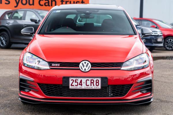 2020 Volkswagen Golf 7.5  GTI TCR Hatchback Image 4