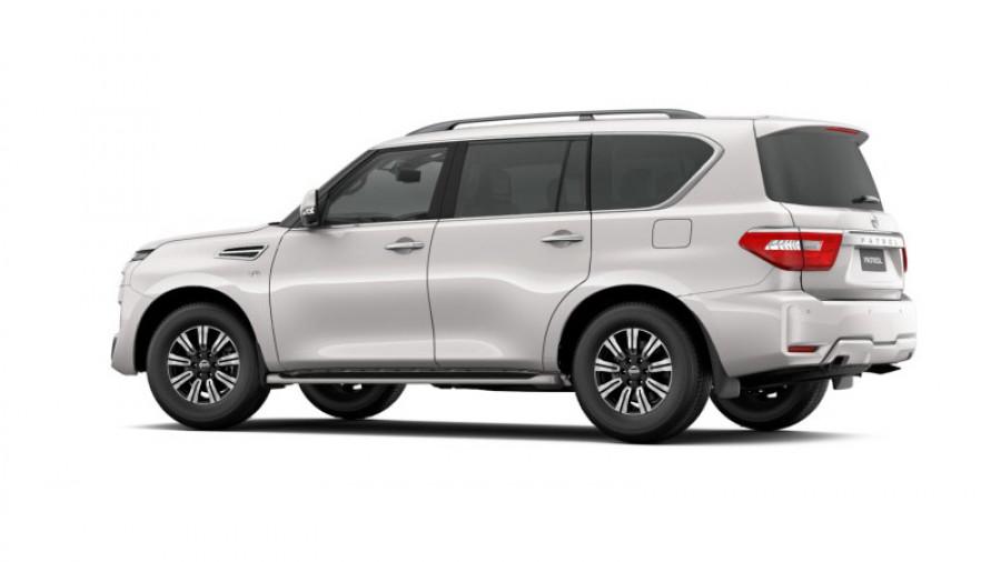 2020 Nissan Patrol Y62 Series 5 Ti-L Suv Image 28