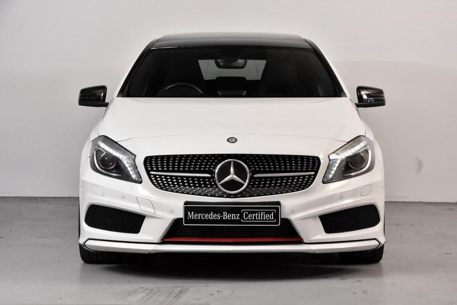 2015 Mercedes-Benz A-class A250 Sport