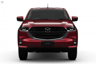 2020 MY21 Mazda BT-50 TF XT 4x4 Dual Cab Pickup Utility Image 2