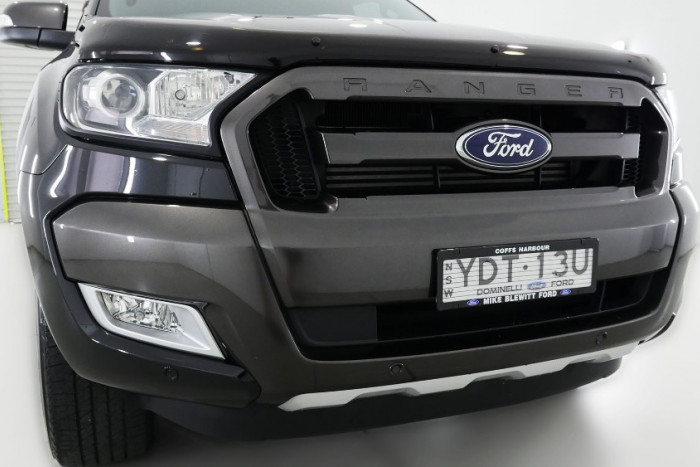 2016 Ford Ranger PX MkII Wildtrak Utility Image 18