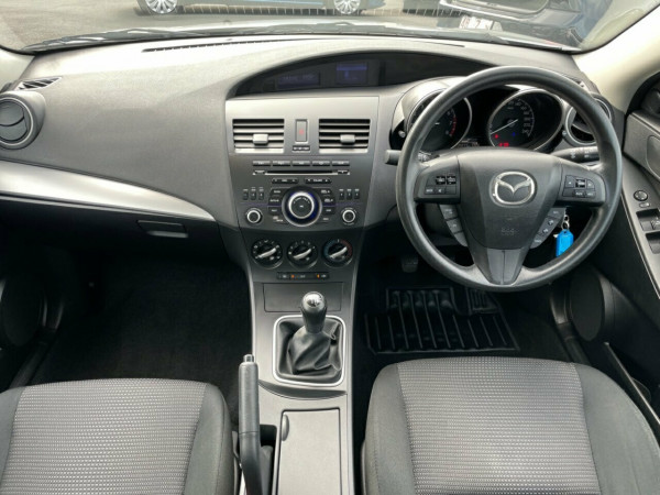 2012 MY13 Mazda 3 BL10F2 MY13 Neo Sedan Image 5