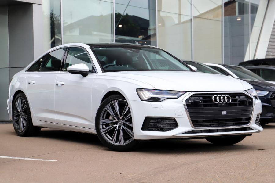 2020 Audi A6 180kW