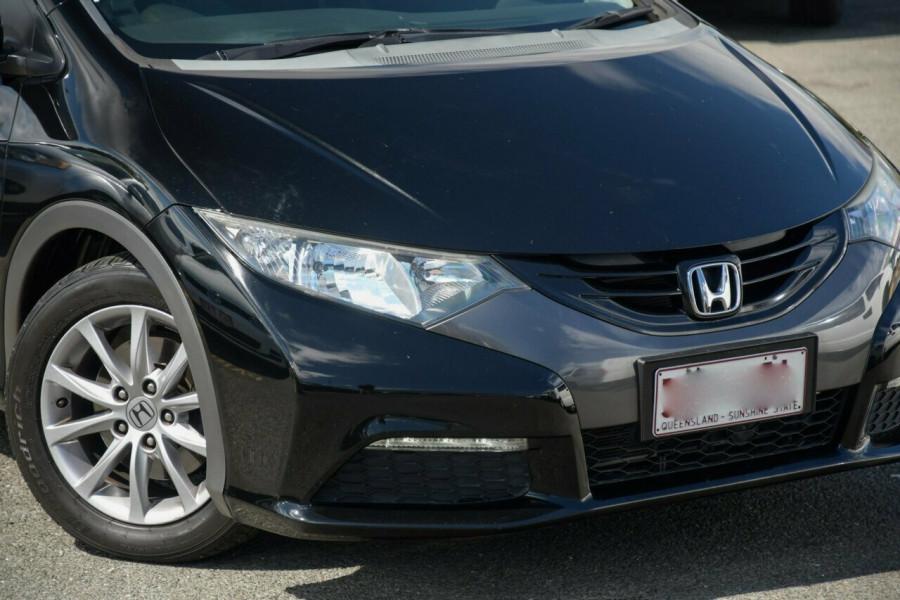 2013 Honda Civic 9th Gen Ser II VTi-L Sedan