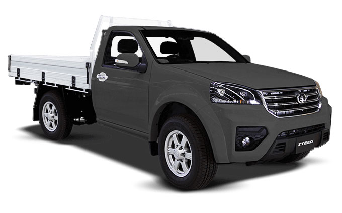 2020 Great Wall Steed K2 Single Cab 4x2 Cab chassis