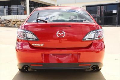 2012 Mazda 6 GH Series 2 MY12 Touring Hatchback Image 3