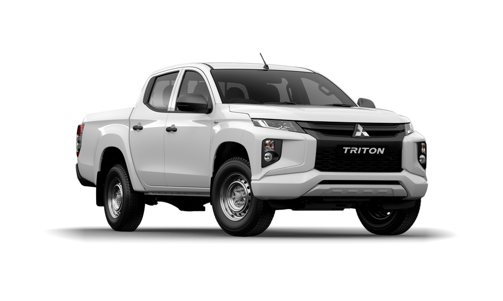 19MY TRITON GLX DOUBLE CAB PICK UP 4WD DIESEL MANUAL