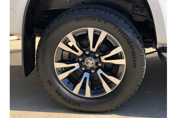 2016 Holden Colorado RG MY16 LTZ Utility Image 3