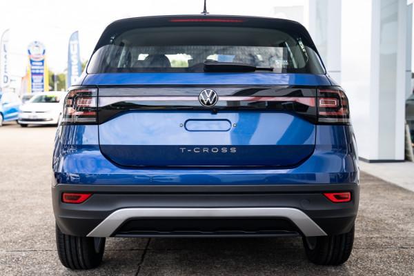 2021 Volkswagen T-cross 85TSI Style 1.0L T/P 7Spd DSG Wagon Image 5