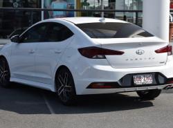 2019 Hyundai Elantra AD.2 Sport Premium Sedan Image 3