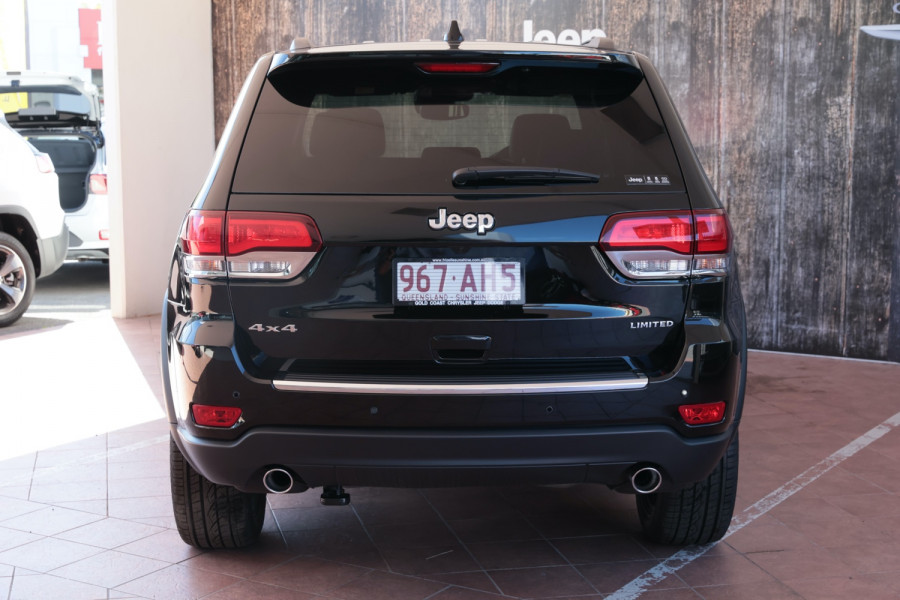 2020 MY0  Jeep Grand Cherokee WK Limited Suv Image 4
