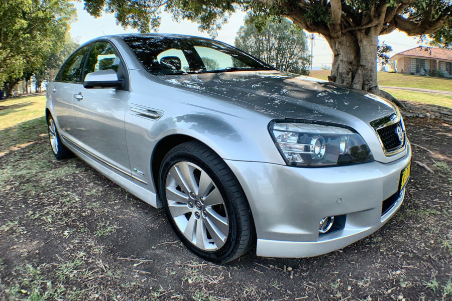 2009 MY09.5 Holden Caprice WM MY09.5 Sedan