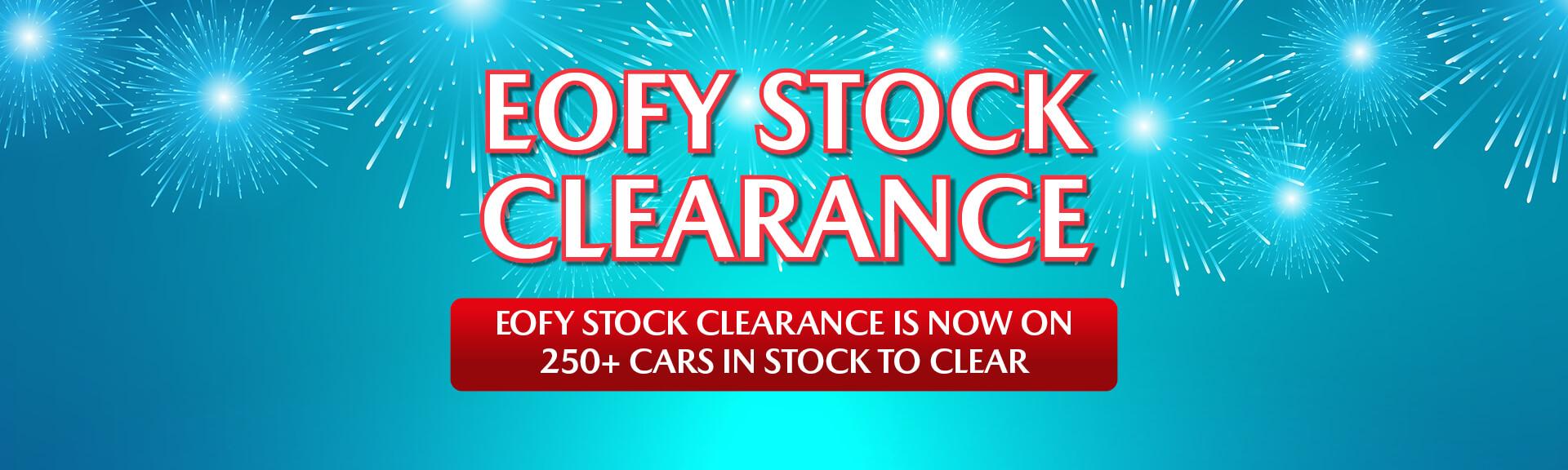 EOFY Sale Clearance