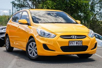Hyundai Accent SR RB3