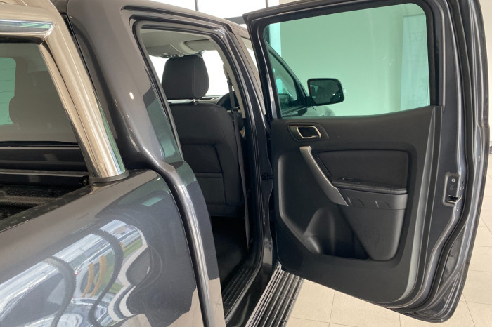2020 MY20.25 Ford Ranger PX MkIII XLT Double Cab Utility Image 7