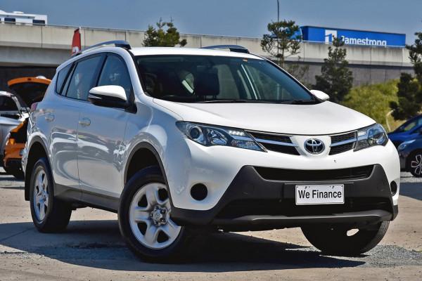 Toyota RAV4 GX ZS
