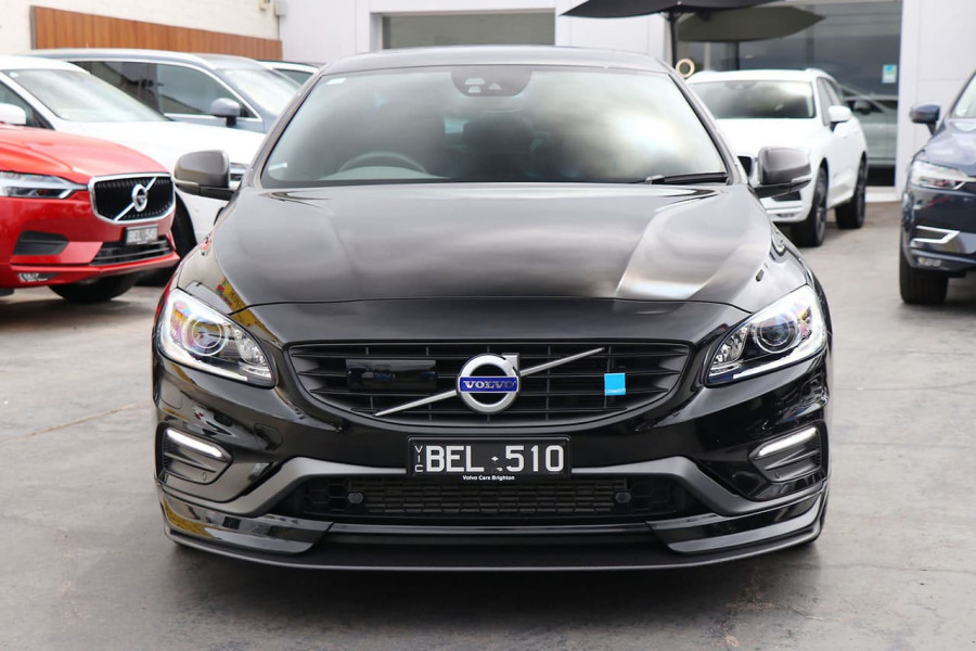 2017 MY18 Volvo S60 F Series Polestar Sedan