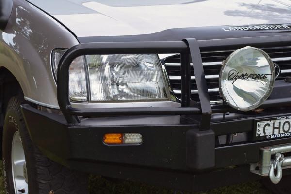1999 Toyota Landcruiser HZJ105R GXL Suv Image 3
