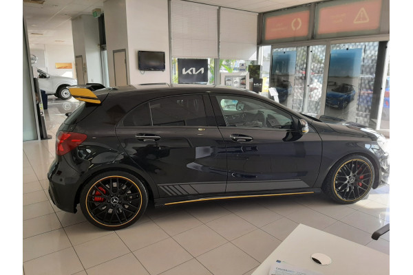 2017 MY08 Mercedes-Benz A45 Hatchback Image 4