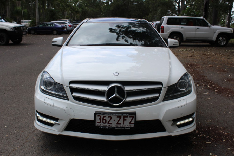 2015 Mercedes-Benz C250 Cdi C204  A Coupe
