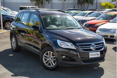 2011 Volkswagen Tiguan 5N MY11 125TSI Suv Image 2