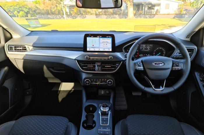 2019 MY19.75 Ford Focus SA Titanium Hatch Hatchback