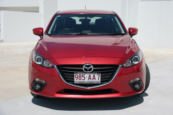 2014 Mazda 3 BM5438 SP25 Hatchback