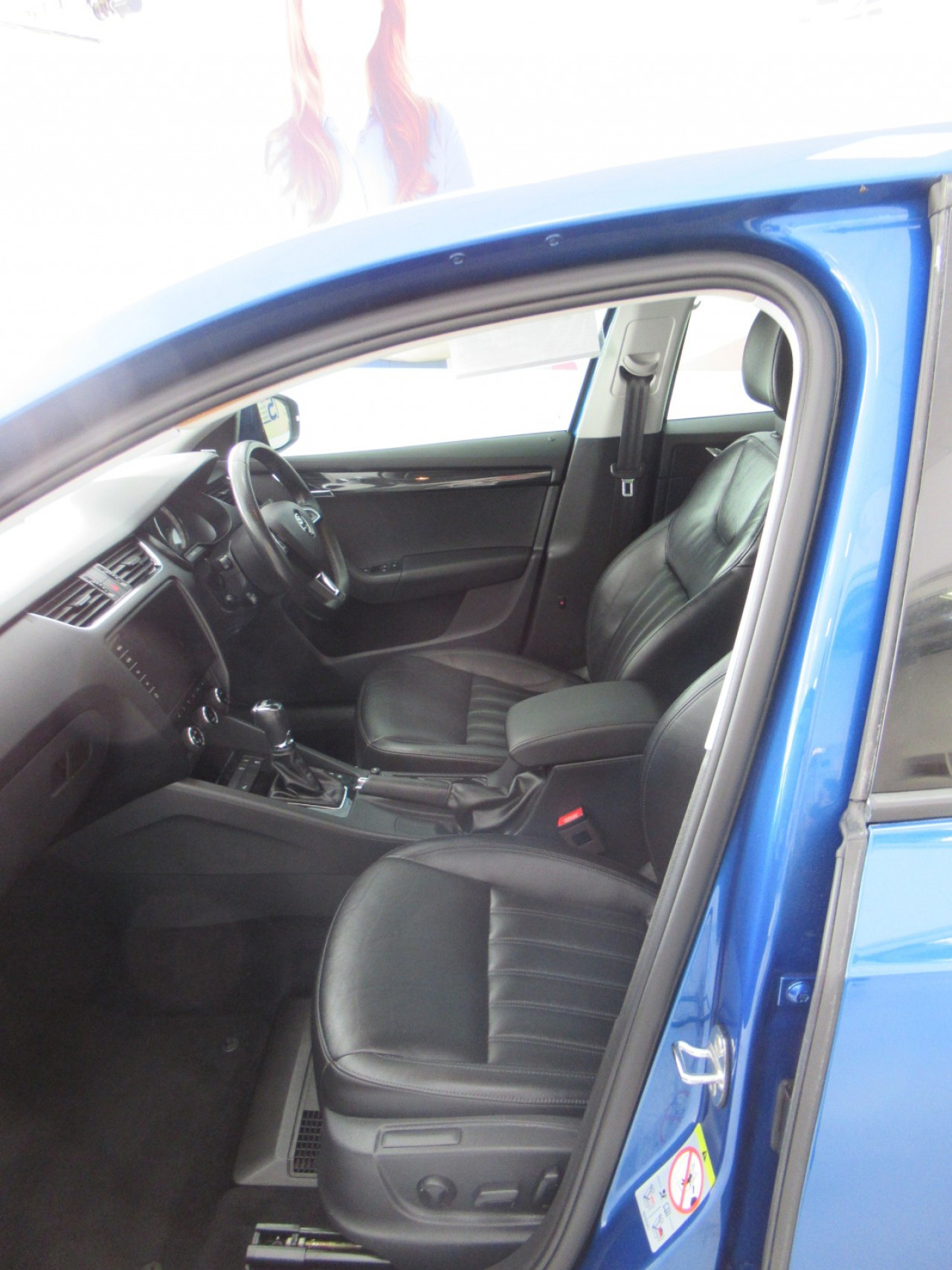 2017 MY18 Skoda Octavia NE MY18 110TSI Sedan Image 30