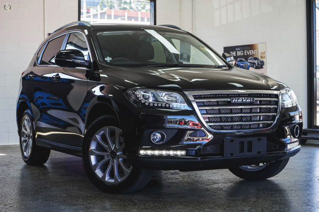2019 Haval H2 (No Series) LUX Suv Image 4