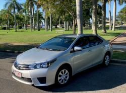 Toyota Corolla Sedan ZR