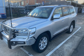 2019 Toyota Vdj200r-gntezq 5450790G0-003 5450790G0 Wagon