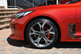 2019 MY20 Kia Stinger CK GT Sedan Image 5