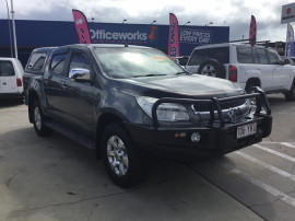 Holden Colorado LTZ RG MY13