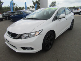 2015 Honda Civic 9TH GEN SER II MY15 SPORT Sedan
