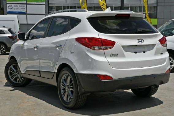 2014 MY15 Hyundai ix35 LM3 MY15 Elite AWD Wagon
