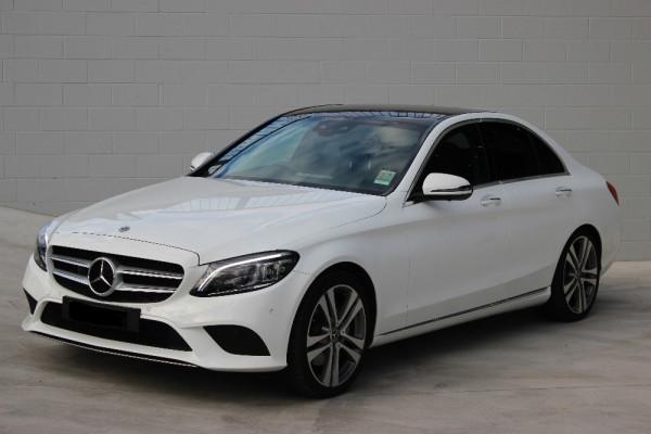 2018 Mercedes-Benz Mb Cclass Sedan Image 3