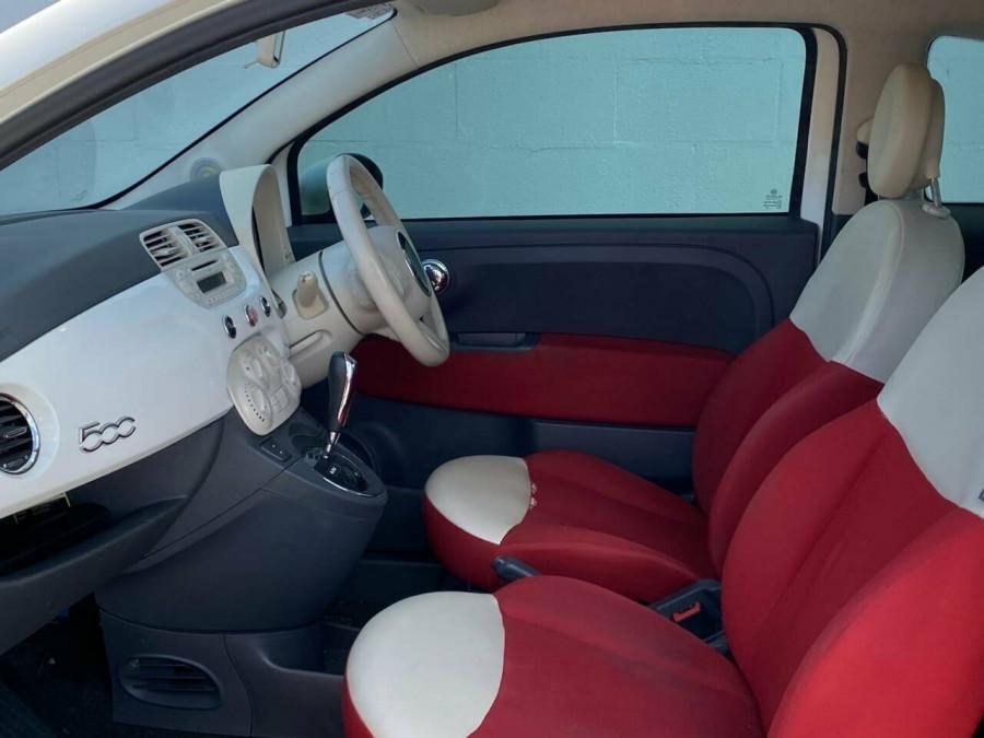2008 Fiat 500 Series 1 Pop Dualogic Hatchback Image 13