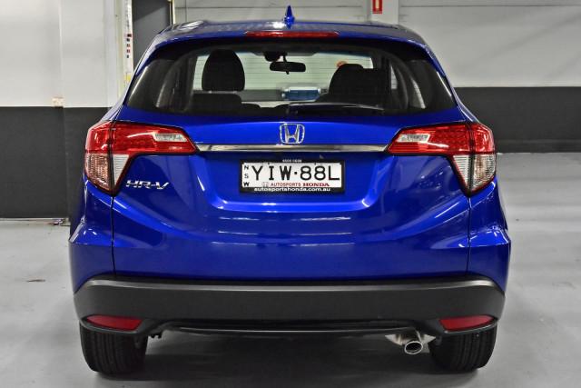 2020 Honda Hr-v Suv Image 4