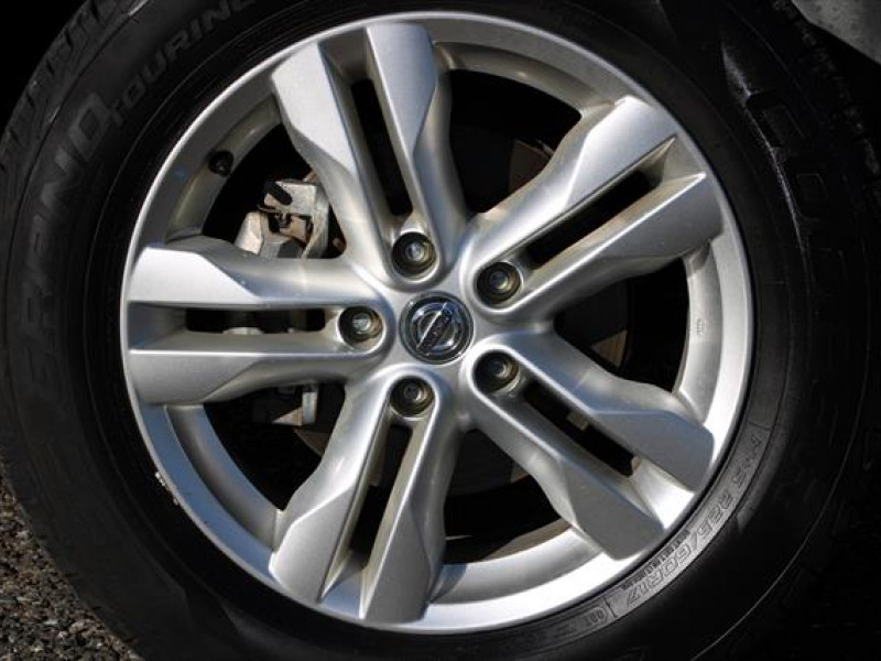 2013 Nissan X-Trail T31 Series V TS Suv