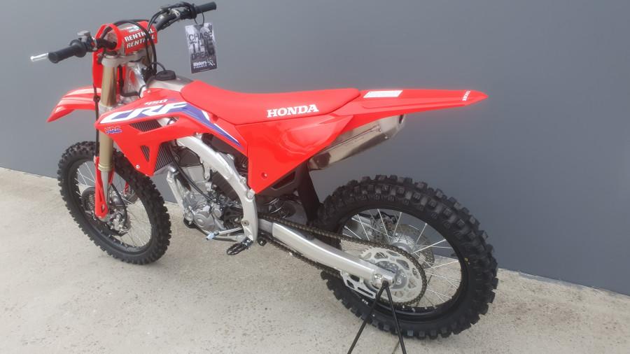 2020 Honda CRF450R TEMP 2020 CRF450R Image 12