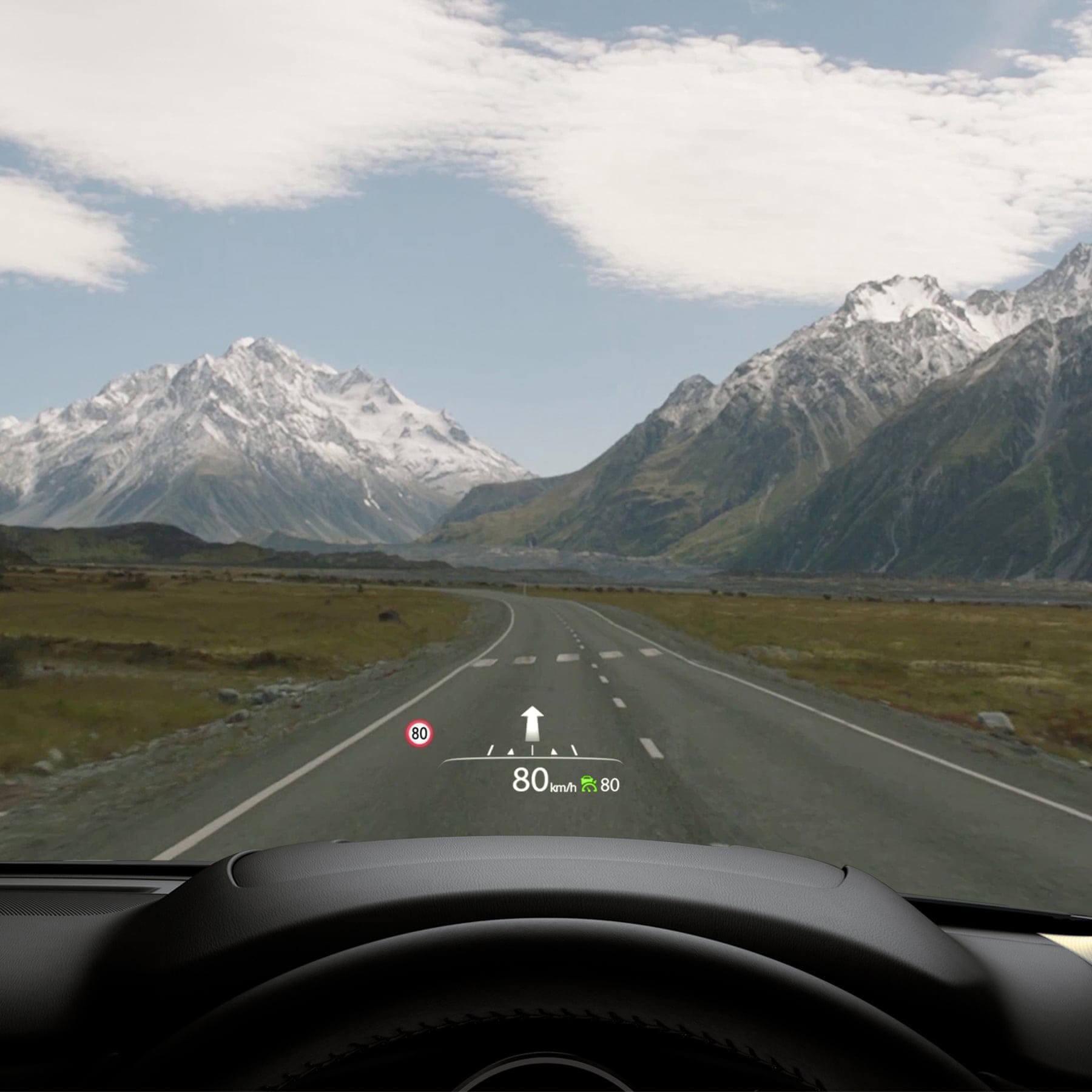 CX-5 ACTIVE DRIVING DISPLAY