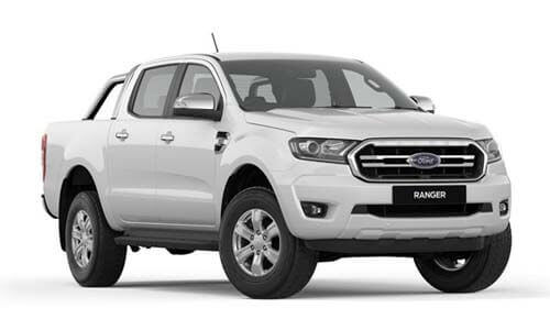 2018 MY19 Ford Ranger PX MkIII 4x2 XLT Double Cab Pick-up Hi-Rider Utility