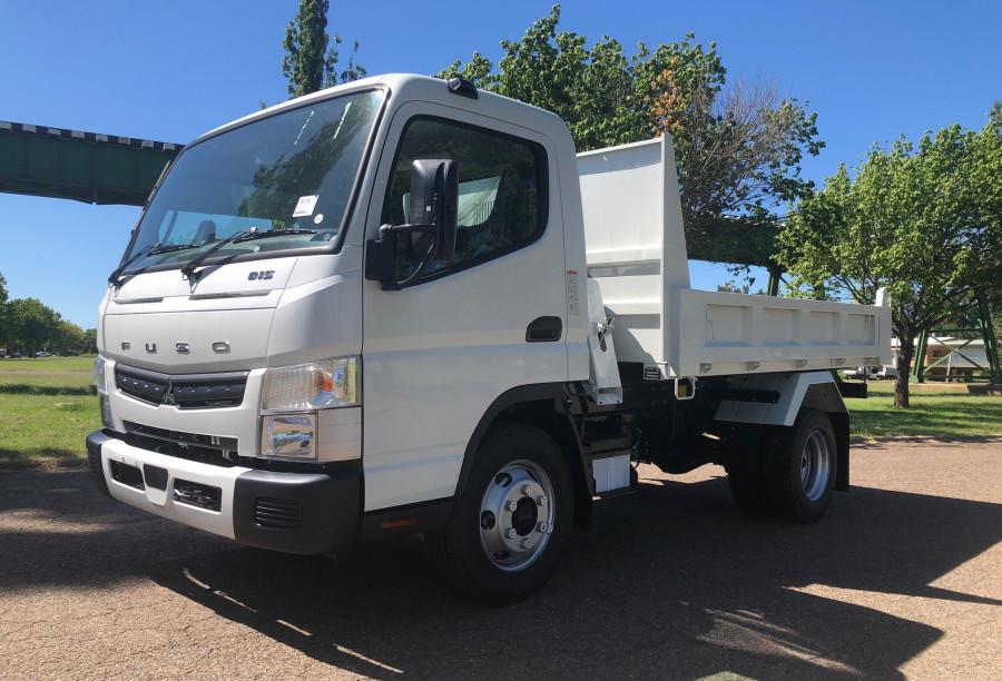 2021 MY20 Fuso FEC81CR4SFBC Factory Tipper Tipper Truck