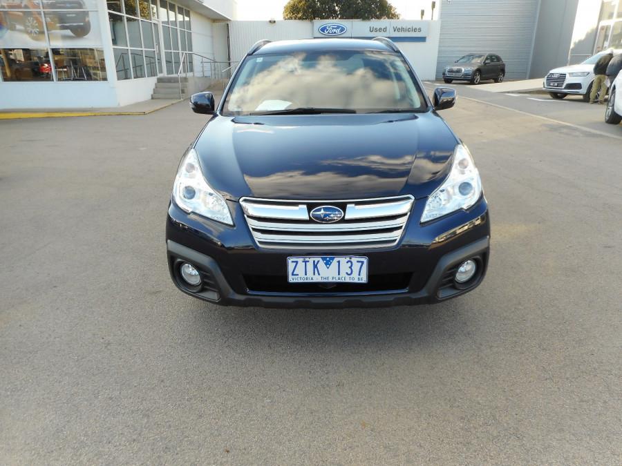 2013 Subaru Outback 5GEN 2.5i Suv Image 3