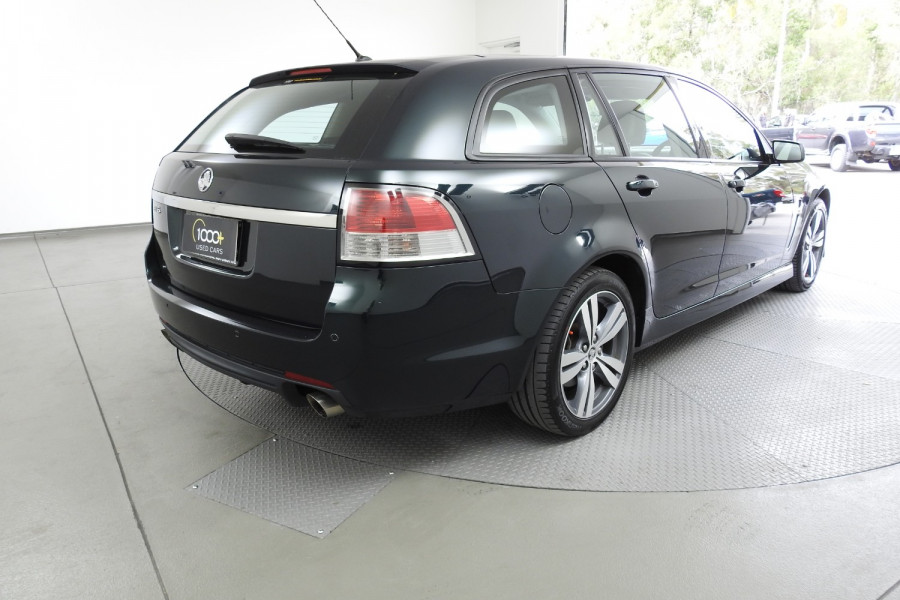 2014 Holden Commodore VF MY14 SV6 Wagon