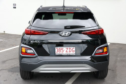 2017 MY18 Hyundai Kona OS Elite Suv