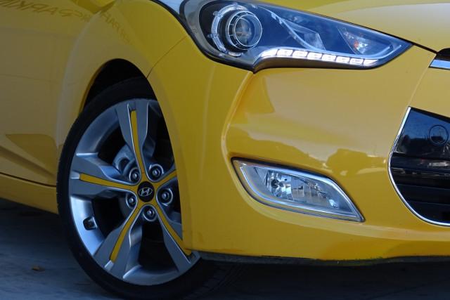 2012 Hyundai Veloster Veloster +
