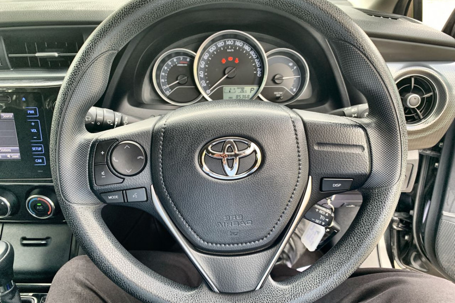 2015 Toyota Corolla ZRE182R Ascent Hatch Image 7