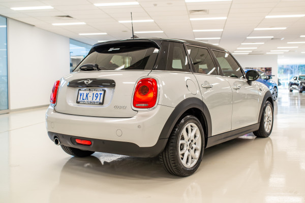 2016 Mini Hatch Hatchback