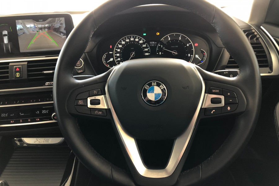 2018 BMW X3 Series G01 XDRIVE20D Wagon